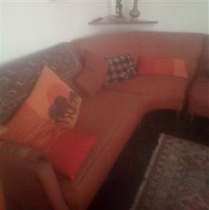 Couch and desks for sale