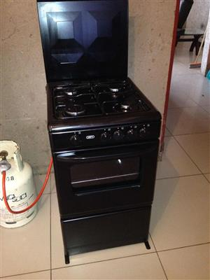 Gas/Electric stove with Oven