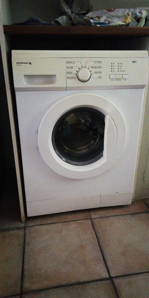 7kg Kelvinator Front Loader Washing machine