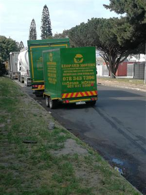Moving Company From Johannesburg  To Cape Town Via  Bloemfontein , PE ,East London & George 0783437396- 0110522222