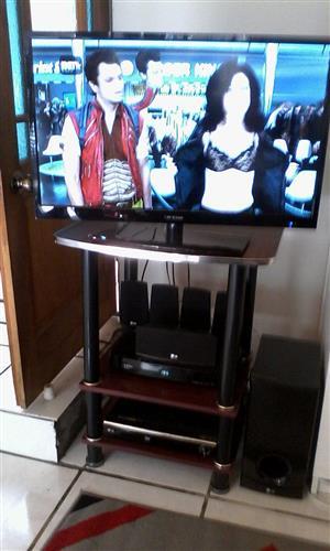 Lg 3d fhd blu ray 5.1 speaker home theater