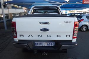 2017 Ford Ranger 2.2 double cab 4x4 XL Plus