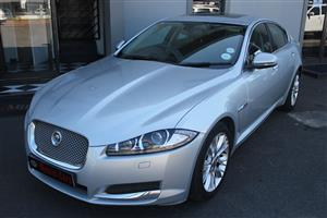 2013 Jaguar XF 2.2D Luxury