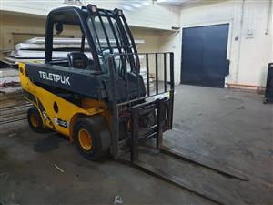 Used 2006 JCB 30D TLT Forklift for sale
