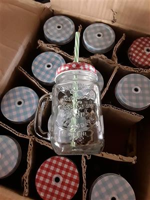 Jam jars for sale