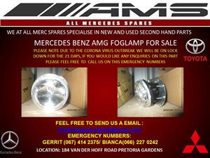 MERCEDES BENZ AMG FOG LAMP STEEL BRACKET FOR SALE