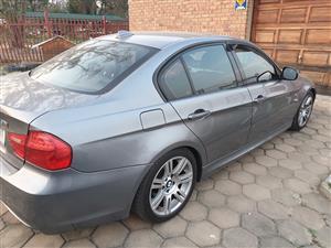 2010 BMW 3 Series sedan 330i M SPORT A/T (G20)