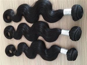FREE CLOSURE WHEN YOU BUY 3 BUNDLES BRAZILIAN HAIR 0823990256