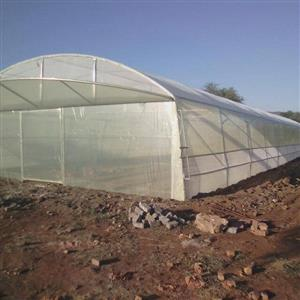 Tunnels Greenhouse for sale we supply & install for back yards, nurseries or we offer greenhouse sales & installations contact us  with affordable greenhouses tunnels .choose installation onsite or DIY