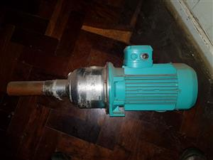 WILO MHI 1.5kW Pump For Sale