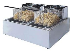 Fryer Double Electric