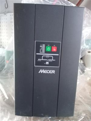 inverter ups Mecer 96v to 220v 3kva pure sinewave