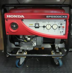 Honda EP6500CXS Generator