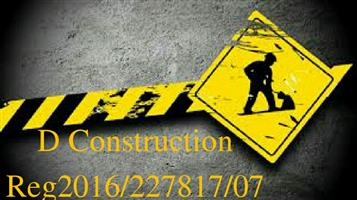 HOME  RENOVATIONS  D CONSTRUCTION (PTY ) Ltd reg 2016/227817/07