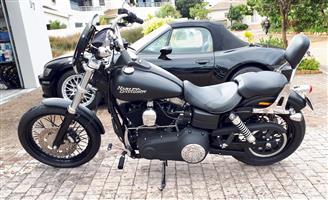 2012 Harley Davidson Dyna