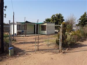 A Stand for Sale at Kanana for R79 000 with water and elecricity