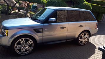 2012 Land Rover Range Rover Sport HSE SCV6