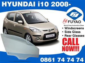 Brand new Sidedoor glass for sale for Hyundai i10 2008- #260136