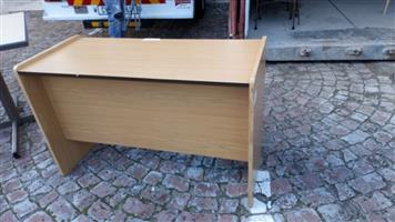 2x Oak desk for sale