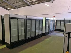 Commercial display fridge chiller