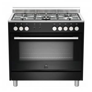 La Germania Europa 90cm Gas Hob/Electric Oven - Black (TUS95C81DNE)