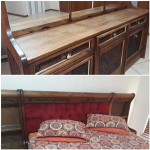 Verskeie meubels te koop