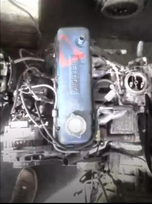 Nissan 14000 Engine