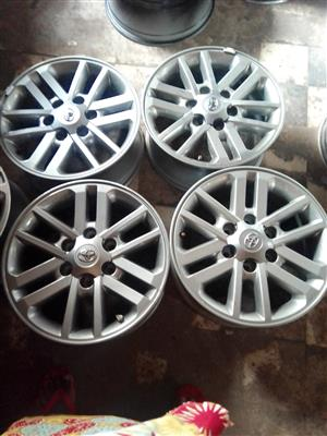 Tyres,Rims,wheel Covers and Caps