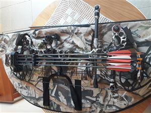 Mathews hunting bow(Triax)