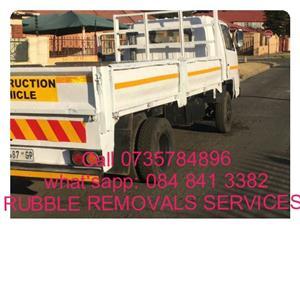 Mr Rubble Removal & More Rubbish Removal:073 578 4896