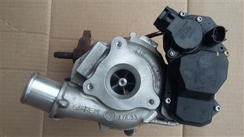Toyota 1.4 D4D Garret Turbocharger For Sale