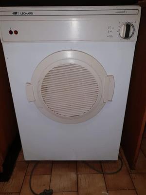 Laundro dry tumble dryer