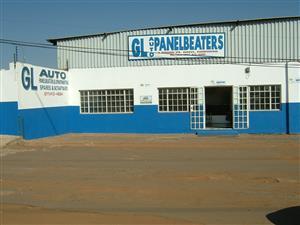 Workshop To Let - Randfontein (Aureus)