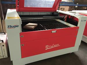 motorized up/down table 1290H 100W Laser cutter and engraver!!!