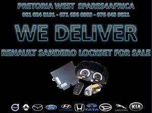 Renault Sandero Lock sets for sale