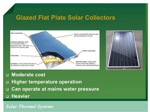 Solar Panel Thermal Systems