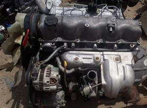Ford Ranger 2500 TD XLT 4X4 - 2006 : Engine for sale