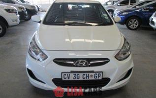 2013 Hyundai Accent sedan 1.6 Motion