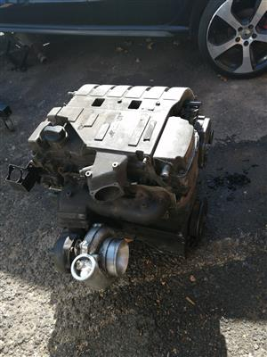 Vr6 Turbo engine spares