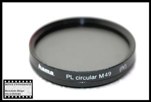 49mm - hama Circular Polarized Filter