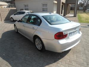 2006 BMW 3 Series 320d auto