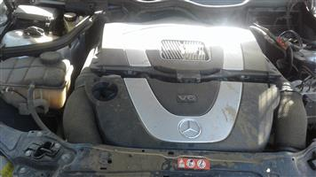 M/BENZ C230 2006 M272 W203 STRIPPING FOR SPARES