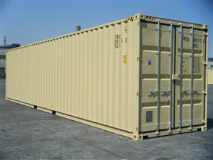 New and Used 6m & 12m Shipping Containers For Sale