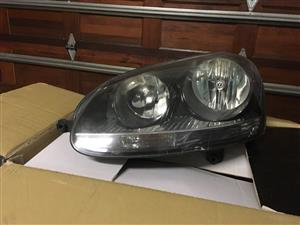 Golf 5 GTI Headlights