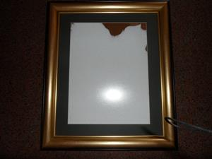 PICTURE FRAMES X 11