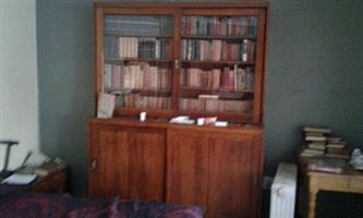 Antique Book Case