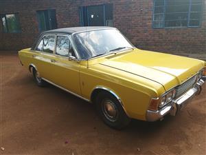 1972 Ford Cortina