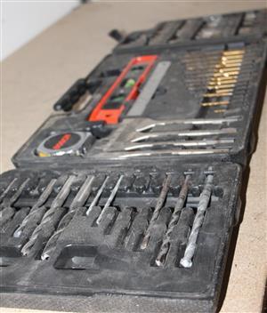 Bosch tool set 6 piece missing S031418A #Rosettenvillepawnshop