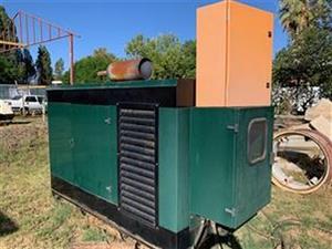 Generator 62 Kva