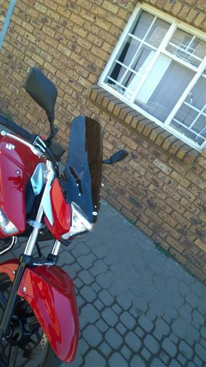War Eagle Racing Motorcycle Screens and Fairings Custom made Screen